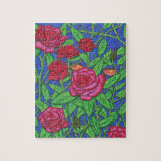 The Rose Garden Jigsaw Puzzle