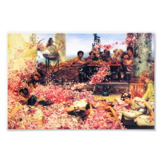 The Roses of Heliogabalus Art Photo