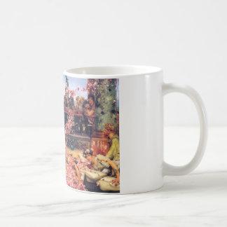 The_Roses_of_Heliogabalus - Lawrence Alma-Tadema.j Coffee Mug