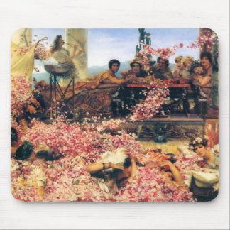 The Roses Of Heliogabalus Mouse Pad