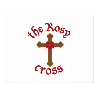 The Rosy Cross Postcard