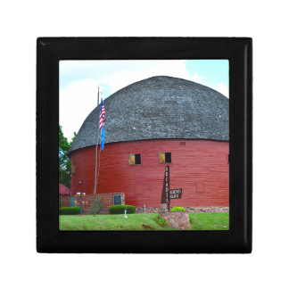 The Round Barn of Arcadia Gift Box