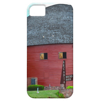 The Round Barn of Arcadia iPhone 5 Case