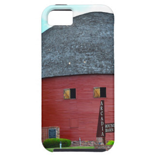 The Round Barn of Arcadia iPhone 5 Cover