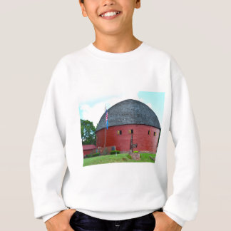 The Round Barn of Arcadia Sweatshirt