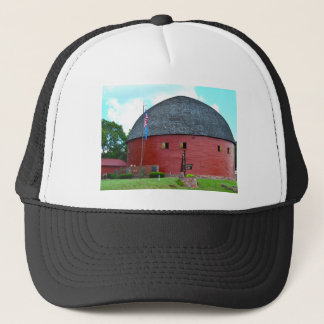 The Round Barn of Arcadia Trucker Hat