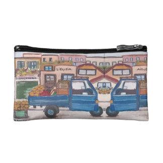 The Roving Vendor - Small Comestic Bag Cosmetic Bag