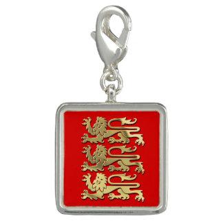 The Royal Arms of England Charms