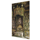 The Royal Bed, probably 18th century (photo) Canvas Print