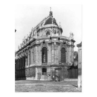 The Royal Chapel, Chateau de Versailles Postcard