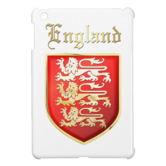 The Royal Crest of England Cover For The iPad Mini
