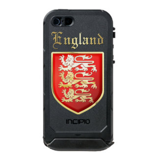 The Royal Crest Of England Incipio ATLAS ID™ iPhone 5 Case
