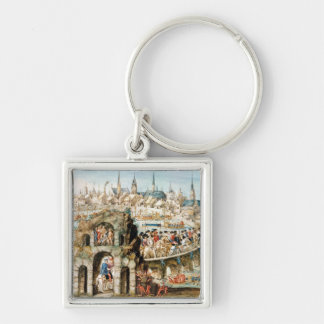 The Royal Entry Festival of Henri II  into Keychain