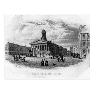 The Royal Exchange Postcard