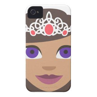 The Royal Families American Princess Emoji iPhone 4 Case
