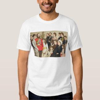 The Royal Family, 1880 Tshirts