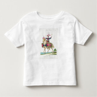 The Royal Guard: a Kettledrummer of the Lancers, p Toddler T-shirt