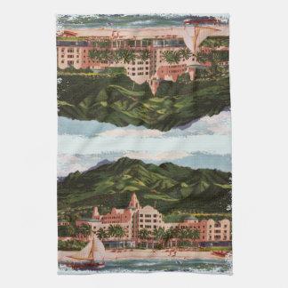 The Royal Hawaiian Hotel Kitchen Towel