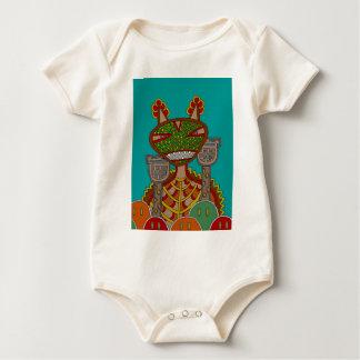The Royal Kappa Baby Bodysuit