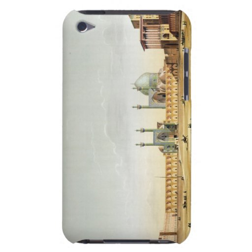 The Royal Palace and the Mesdjid-i-Shah, Isfahan, iPod Touch Case-Mate Case