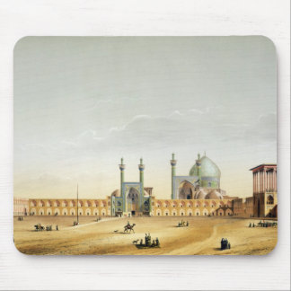 The Royal Palace and the Mesdjid-i-Shah, Isfahan, Mouse Pad