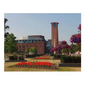 The Royal Shakespeare Theatre, Stratford-upon-Avon Postcard