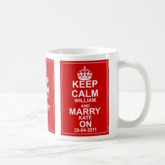 The Royal Wedding Coffee Mug