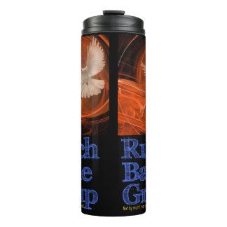 The Ruach Battle Group insulated tumbler
