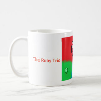 The Ruby Trio official mug