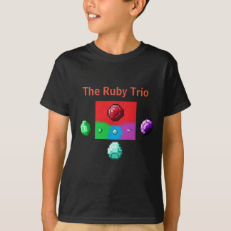 The Ruby Trio Official Shirt