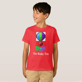 The Ruby Trio T-Shirt
