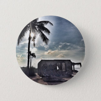 The Ruins in Bantayan Island 2 Inch Round Button