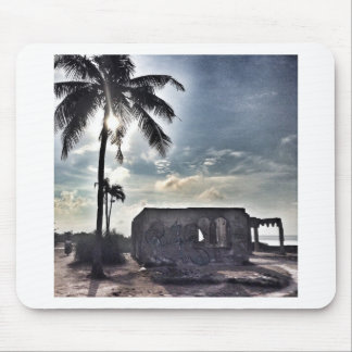 The Ruins in Bantayan Island Mouse Pad