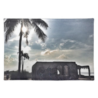 The Ruins in Bantayan Island Placemat