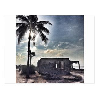The Ruins in Bantayan Island Postcard