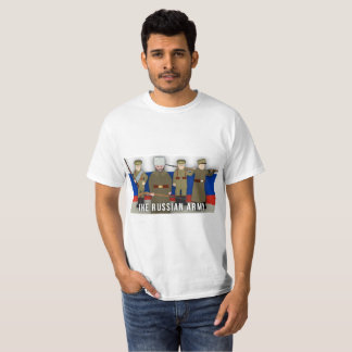 The Russian Army Faction World War I T-Shirt