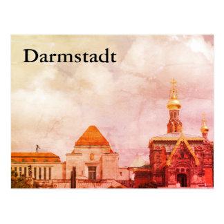 The Russian Chapel Postcard