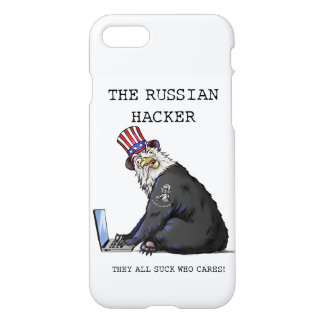 The Russian Hacker Cell Phone Cover