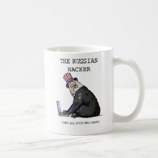 The Russian Hacker Coffee Mug