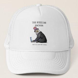The Russian Hacker Trucker Hat