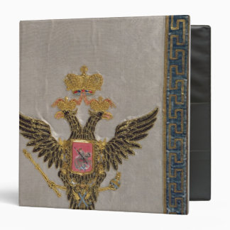 The Russian Imperial Family' Vinyl Binder
