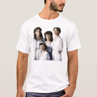 The Russian Royal Daughters T-Shirt