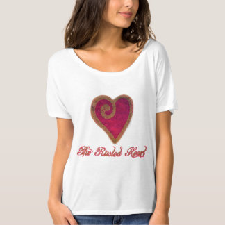 The Rusted Heart t-shirt