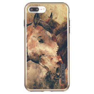 The Rustic Horse II Incipio DualPro Shine iPhone 7 Plus Case