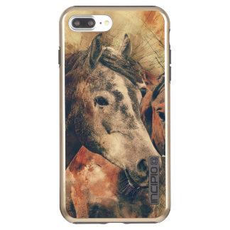 The Rustic Horse Incipio DualPro Shine iPhone 7 Plus Case