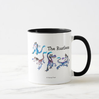 The Rustlers Graphic Mug