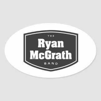 The Ryan McGrath Band Stickers