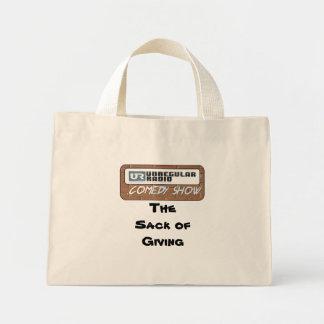 The Sack of Giving Mini Tote Bag