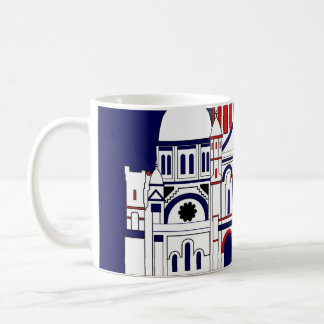 The Sacre Coeur, Montmartre, Paris, France Coffee Mug