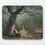The Sacred Grove of the Druids Mouse Pad